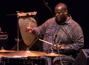 Johnathan Blake's drumming is a wonder to behold… and hear!