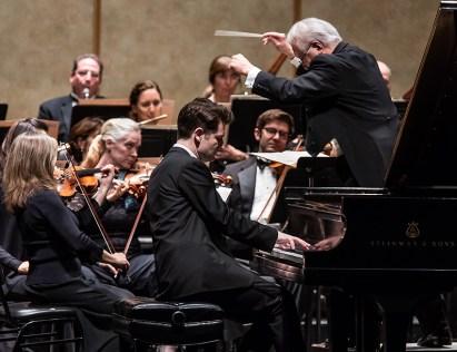 Santa Barbara Chamber Orchestra - pianist Alessio Bax 5/17/16 Lobero Theatre