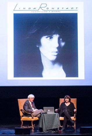 """Photo from """"A Conversation with Linda Ronstadt"""""""