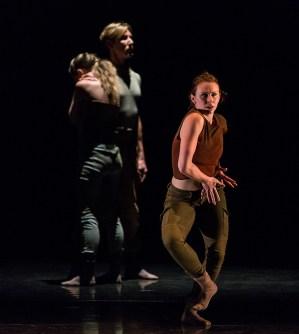 "Santa Barbara Dance Theater - Joshua Beamish's ""Salt"" 5/4/16 Lobero Theater"