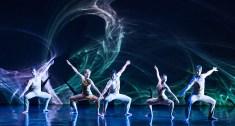 """Santa Barbara Dance Theater artistic director's """"Strange Attractor"""""""