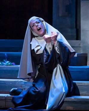 "Soprano Maria Kanyova as ""Suor Angelica"" - Opera Santa Barbara 4/20/16 Granada Theatre"