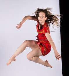 Dancer, choreographer and artistic director of Vim Vigor Dance Company Shannon Gillen 5/6/16 Lobero Theatre