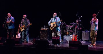 David Bromberg Quintet at the Lobero Theatre 6/23/16