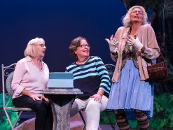 """""""Senior Dating"""" with Barbara Brown, Susan Wedow, Forest Finn - """"Center for Successful Aging's """"Senior (musical) Moments"""" 6/3/156 Marjorie Luke Theatre"""
