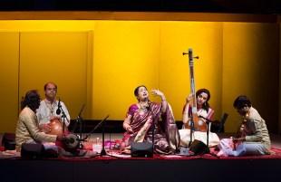 Ojai Music Festival - Aruna Sairam and Ensemble 6/11/16 Libbey Bowl