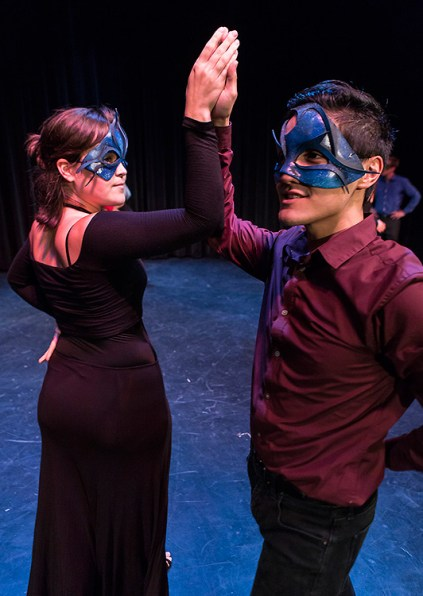 "Tango of Love ""Much ado About Nothing"" 8/15/16 UCSB Studio Theater"
