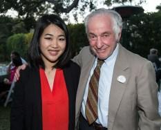 Kristin Lee and Bernard Gondos 8/17/16 Lovelace residence