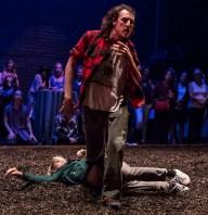 Vim Vigor Dance's Emma Whitely and Jason Cianciulli 9/1/16 Lobero Theatre