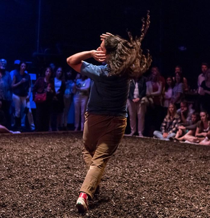 Vim Vigor Dance's Laja Field 9/1/16 Lobero Theatre