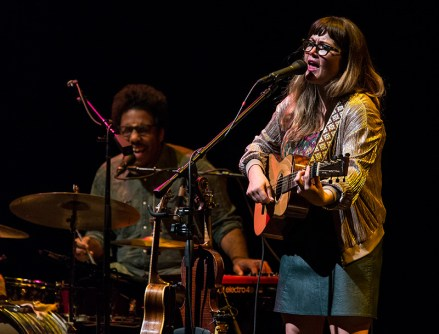 Sara Watkins@ Sings Like Hell 9/10/16 Lobero Theatre