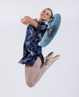 "Charlotte Weymer - The Nutcracker ""Chinese"" 10/16/16 Santa Barbara Festival Ballet"