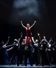 "Cast of ""An American Tango"" - State Street Ballet 10/22/16 Granada Theatre"