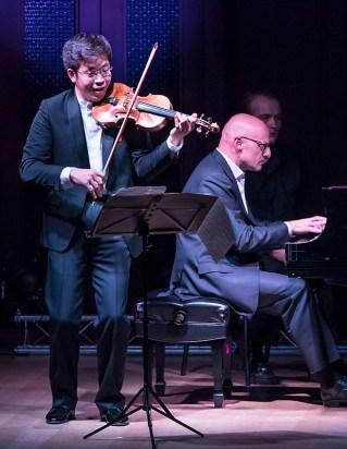 Paul Huang & Robert Koenig - Camerata Pacifica 10/14/16 Hahn Hall