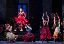 "Opera Santa Barbara's ""Carmen"" 11/2/16 Granada Theatre"