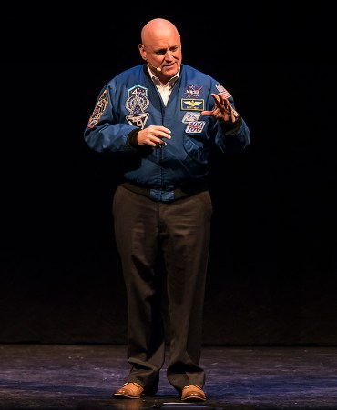 Capt. Scott Kelly - UCSB arts & Lectures 11/14/16 Granada Theatre