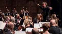 Jacek Kapszyk conducts the Warsaw Philharmonic Orchestra - CAMA Santa Barbara 11/7/16 Granada Theatre