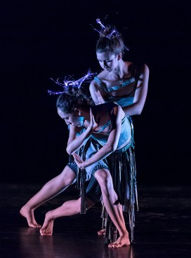 """""""Bone Stories"""" by Brooke Smiley - UCSB Dept. of Theater & Dance """" Fall Dance Concert 11/30/16 Hatlen Theater"""