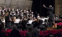 "Brooks Firestone conducting Handel's ""Hallelujah"" chorus - Santa Barbara Choral Society 12/10/16 The Lobero Theatre"