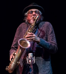 Charles Lloyd 11/28/16 The Lobero Theatre