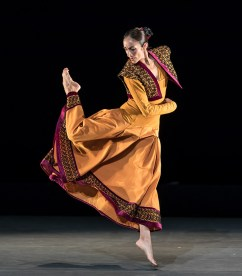 """Jane Dudley's """"Cante Flamenco"""" restaged by Nancy Colahan - Santa Barbara Dance Theater 1/12/17 UCSB Hatlen Theater"""