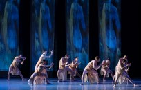 "Christopher Pilafian's ""Mystique"" - Santa Barbara Dance Theater 1/12/17 UCSB Hatlen Theater"