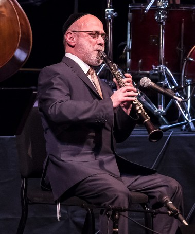 """Andy Statman - """"In the Fiddler's House"""" 20th Anniversary concert- UCSB Arts & Lectures 1/23/17 The GranadaTheatre"""