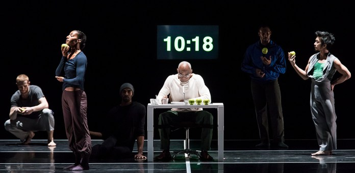 """""""Story/ Time"""" - Bill T. Jones/Arnie Zane Company presented by UCSB Arts & Lectures 1/20/17 The Granada Theatre"""