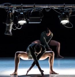 "Rebecca Lemme's ""Witnesse"" - Santa Barbara Dance Theater 1/12/17 UCSB Hatlen Theater"