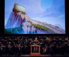 "Santa Barbara Symphony performing ""Fantasia"" - ""Pomp & Circumstance"" 1/29/127 the Granada Theatre"