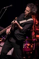 Jason Victor with the Alejandro Escovedo Band - Sings Like Hell 2/25/17 The Lobero Theatre