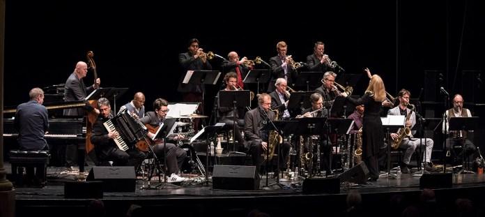 The Maria Schneider Orchestra at the Lobero Theatre 2/20/17