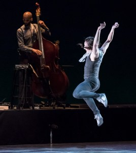 """Dorrance Dance - """"ETM: DOUBLE DOWN"""" - UCSB Arts & Lectures performance for the schools 2/9/17 The Granada Theatre"""