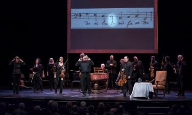 Tafelmusik Baroque Orchestra sing-along to the music of J.S.Bach - CAMA Santa Barbara 3/8/17 The Lobero Theatre