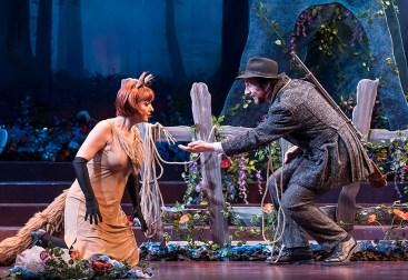 "Isabel Bayrakdarian and David Kravitz - Opera Santa Barbara's ""The Cunning Little Vixen"" 3/1/17 The Granada Theatre"