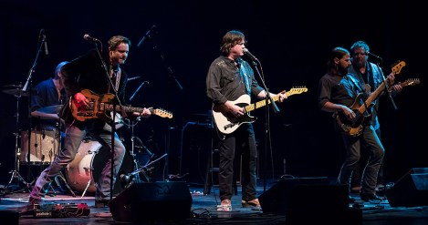 The Mike Stinson Band - Sings Like Hell 2/25/17 The Lobero Theatre