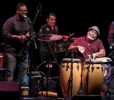 The Pancho Sanchez Latin Jazz Band - Lobero Live! 4/21/17 The Lobero Theatre