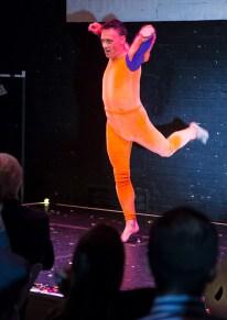"Larry Keigwin in ""Places Please"" - Santa Barbara Danceworks 4/25/17 The Lobero Theatre"
