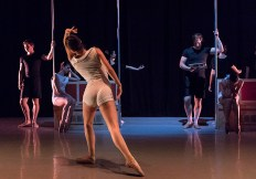 """Cecily Stewart's """"Trains of Thought"""" - State Street Ballet 5/12/17 The New Vic Theatre"""