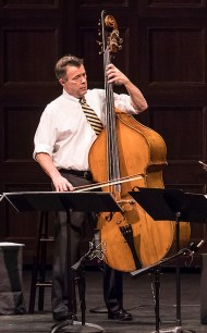 Edgar Meyer - Bach Trios - UCSB Arts & Lectures 5/2/17 The Granada Theatre