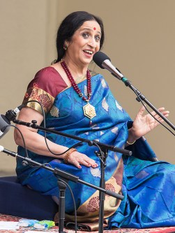 """Confluence"" with Aruna Sairam at the Ojai Music Festival 6/11/17"