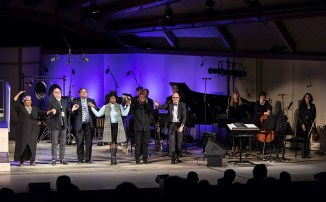 "George Lewis's Opera ""Afterword"" - The Ojai Music Festival 6/9/17"