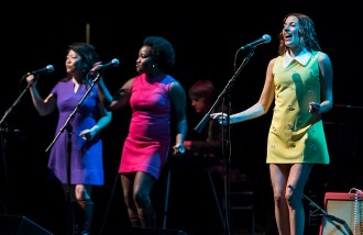 Charlie Faye and the Fayettes - Sings Like Hell 6/24/17 The Lobero Theatre