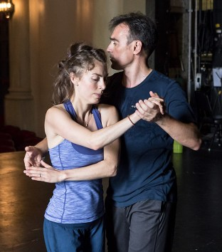 "Gabrielle Weisbuch & Estaban Moreno - ""No Exit/In Love I Broke Beyond"" 8/15/17 The Lobero Theatre"