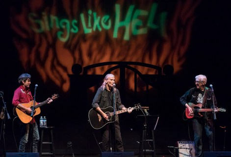Sings Like Hell - Colin Gilmore, Jimmy Dale Gilmore & Bill Kirchen 7/29/2017 The Lobero Theatre