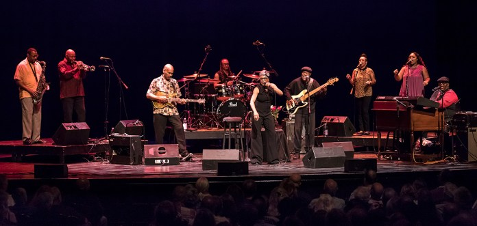 Dee Dee Bridgewater and Memphis 9/15/17 The Lobero Theatre