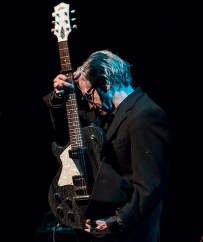 Sam Baker - Sings Like Hell 9/16/17 The Lobero Theatre
