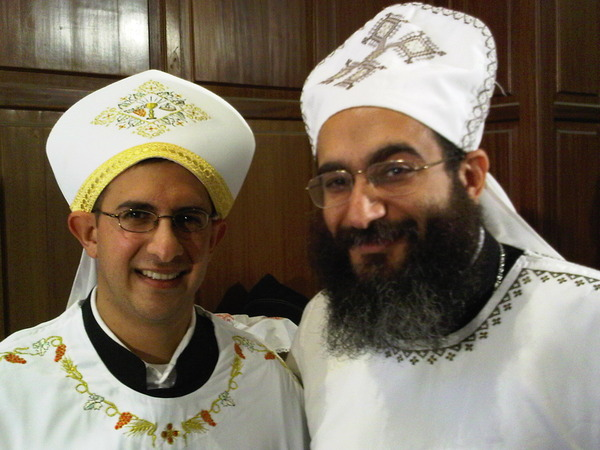 Father Paul &amp; Father Bishoy