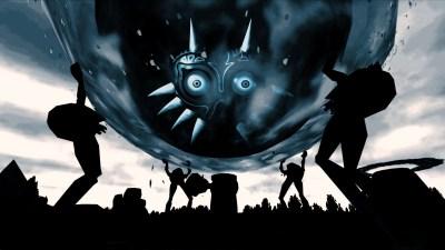 zelda majoras mask wallpaper | David Crew's Blog