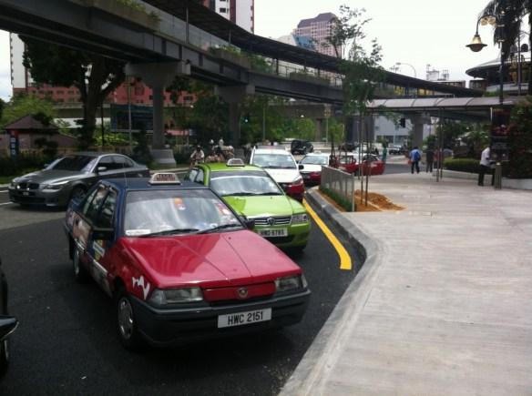 Proton Taxis